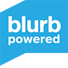 Logo Blurb Powered